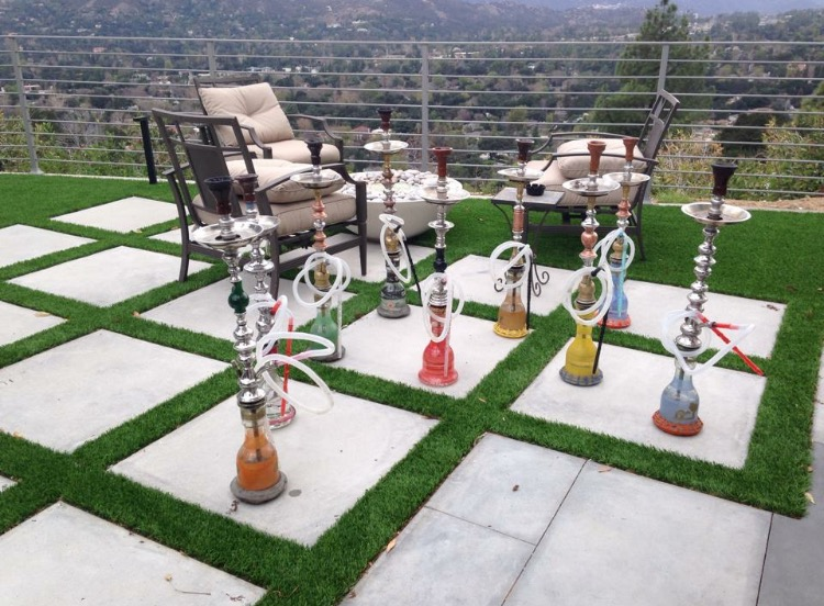 Hookah Catering in Los Angeles CA